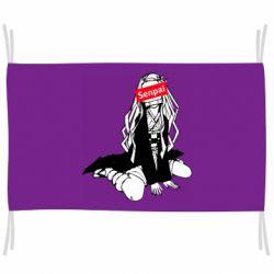 Прапор Недзуко - сенпай