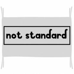 Прапор Not standard