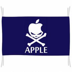 Флаг Pirate Apple