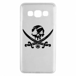 Чохол для Samsung A3 2015 Flag pirate