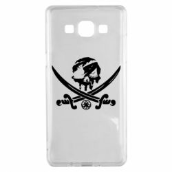 Чохол для Samsung A5 2015 Flag pirate
