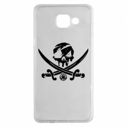 Чохол для Samsung A5 2016 Flag pirate