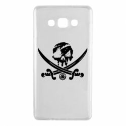 Чохол для Samsung A7 2015 Flag pirate