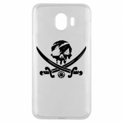 Чохол для Samsung J4 Flag pirate