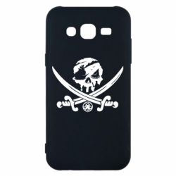 Чохол для Samsung J5 2015 Flag pirate