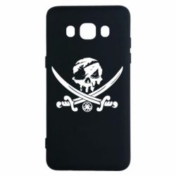 Чохол для Samsung J5 2016 Flag pirate