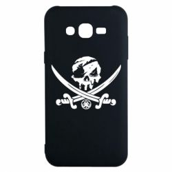 Чохол для Samsung J7 2015 Flag pirate