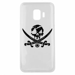 Чохол для Samsung J2 Core Flag pirate