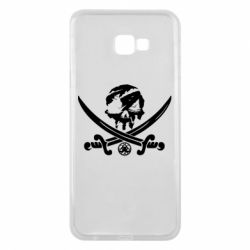 Чохол для Samsung J4 Plus 2018 Flag pirate