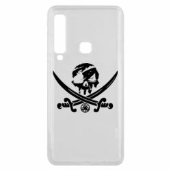 Чохол для Samsung A9 2018 Flag pirate