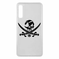 Чохол для Samsung A7 2018 Flag pirate