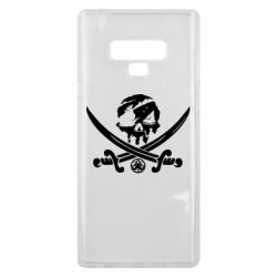 Чохол для Samsung Note 9 Flag pirate