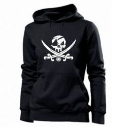 Толстовка жіноча Flag pirate