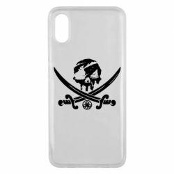 Чохол для Xiaomi Mi8 Pro Flag pirate
