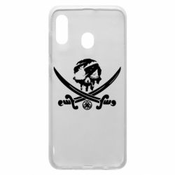 Чохол для Samsung A30 Flag pirate