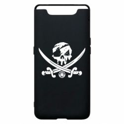 Чохол для Samsung A80 Flag pirate