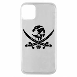Чохол для iPhone 11 Pro Flag pirate