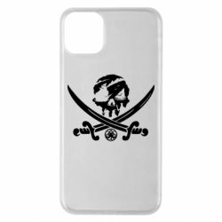 Чохол для iPhone 11 Pro Max Flag pirate