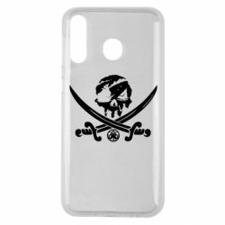 Чохол для Samsung M30 Flag pirate
