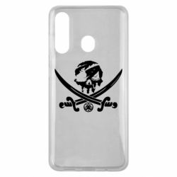 Чохол для Samsung M40 Flag pirate