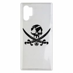Чохол для Samsung Note 10 Plus Flag pirate