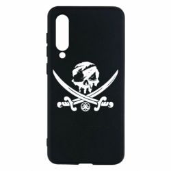 Чохол для Xiaomi Mi9 SE Flag pirate