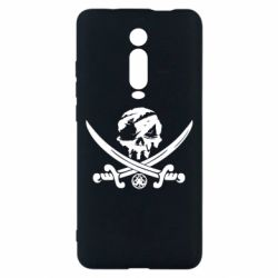 Чохол для Xiaomi Mi9T Flag pirate