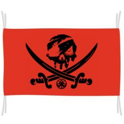 Прапор Flag pirate