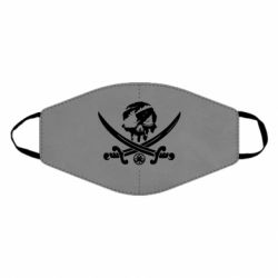 Маска для обличчя Flag pirate