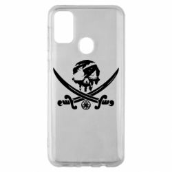 Чохол для Samsung M30s Flag pirate