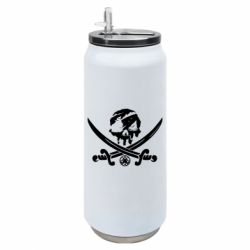 Термобанка 500ml Flag pirate
