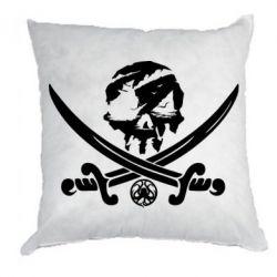 Подушка Flag pirate