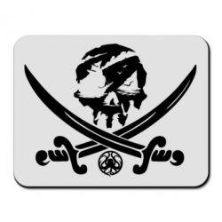 Килимок для миші Flag pirate