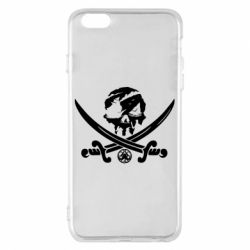 Чохол для iPhone 6 Plus/6S Plus Flag pirate