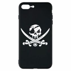 Чохол для iPhone 7 Plus Flag pirate