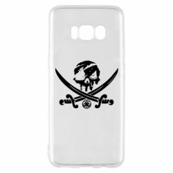Чохол для Samsung S8 Flag pirate