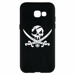 Чохол для Samsung A5 2017 Flag pirate