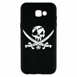 Чохол для Samsung A7 2017 Flag pirate