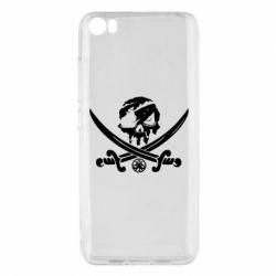 Чохол для Xiaomi Mi5/Mi5 Pro Flag pirate