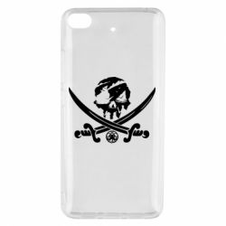Чохол для Xiaomi Mi 5s Flag pirate