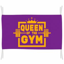 Прапор Queen Of The Gym