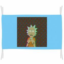 Флаг Rick Fck Hologram