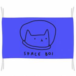 Прапор Space boi