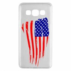 Чохол для Samsung A3 2015 Прапор США