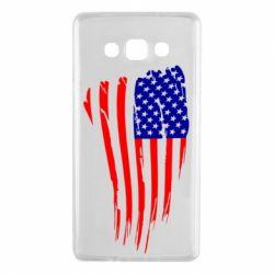 Чохол для Samsung A7 2015 Прапор США