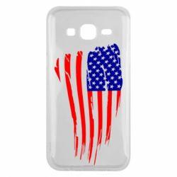 Чохол для Samsung J5 2015 Прапор США