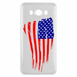 Чохол для Samsung J7 2016 Прапор США