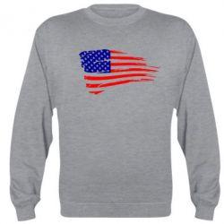 Реглан (свитшот) Флаг США - FatLine