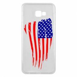 Чохол для Samsung J4 Plus 2018 Прапор США