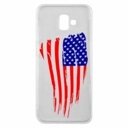 Чохол для Samsung J6 Plus 2018 Прапор США